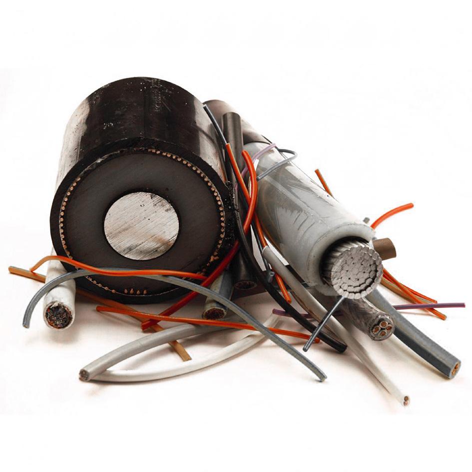 Geri dönüştürülecek kablolar