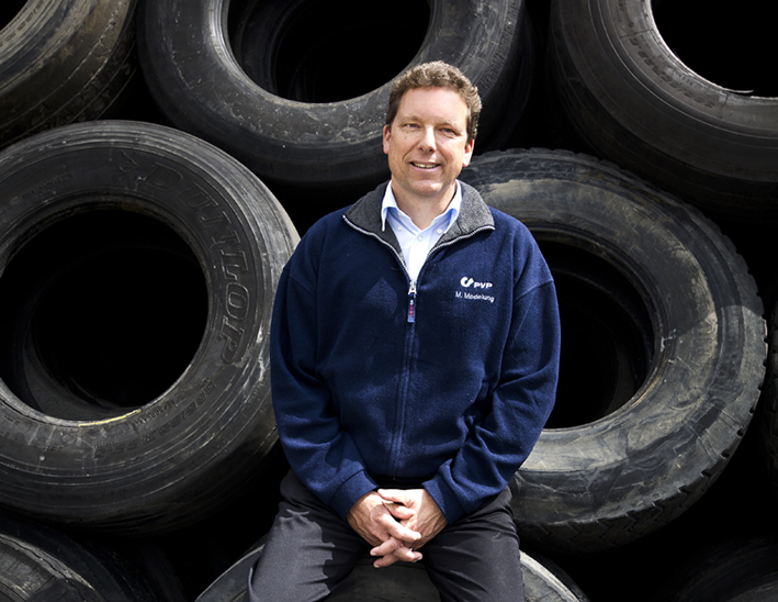 Max Madelung. PVP Triptis. Eldan Recycling.