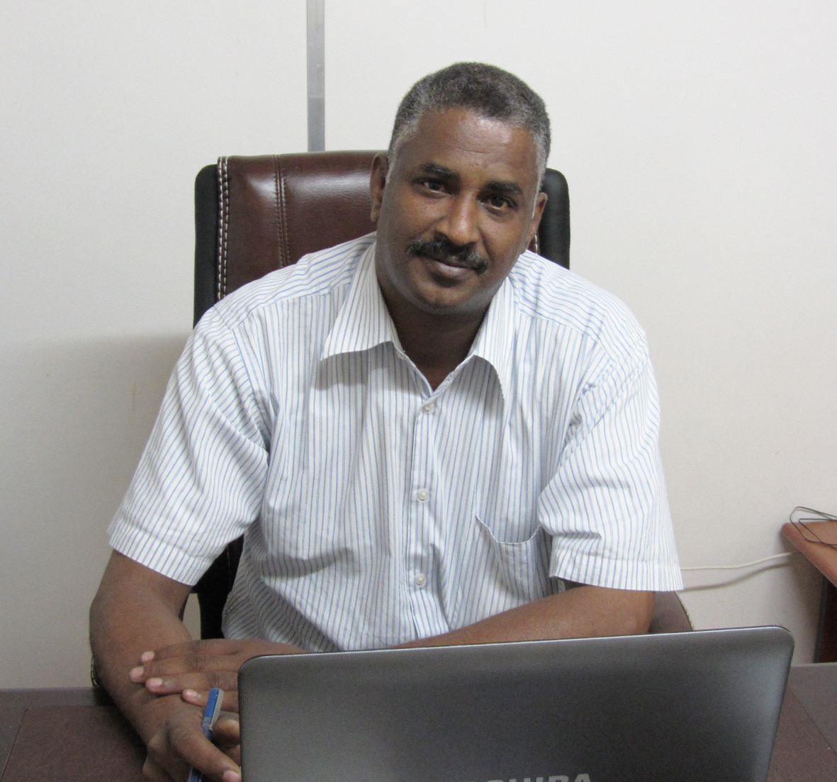 Osman Mohammed Osman (Project Manager, Seder Environmental)