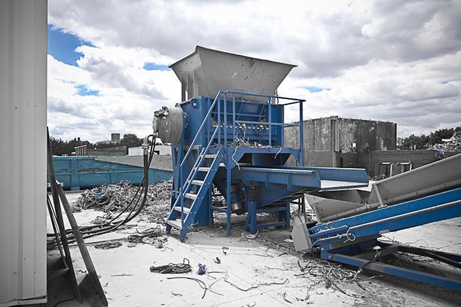 Recycling Anlagen