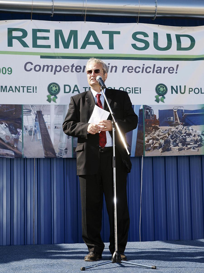 Remat Bucuresti Sud REMAT. Eldan Recycling.