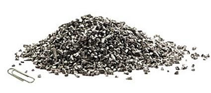 Kablo geri dönüşümünden elde edilen alüminyum granül