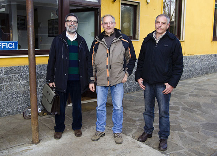 Metallurgica Vigevanese. Eldan Recycling.